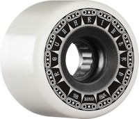 Bones ATF Rough Riders Skateboard Wheels - tank white (80a)