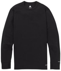 Burton Midweight Base Layer Crew - true black