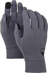 Burton Screen Grab Liner Gloves - faded