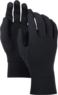Burton Touchscreen Liner Gloves - true black - view large