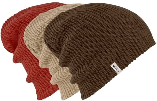 Burton DND Beanie 3-Pack - black coffee/bitters/pebble - view large