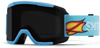 Smith Squad ChromaPop Goggles + Bonus Lens - ac scott stevens/sun black lens + everyday green mirror lens