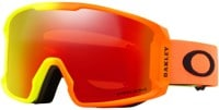 Oakley Line Miner XM Goggles - olympic harmony fade/prizm snow torch lens