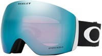 Oakley Flight Deck Goggles - matte black/prizm snow sapphire iridium lens