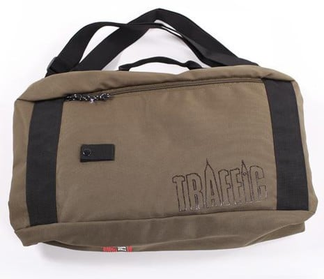 Traffic PBP X Traffic Convertible Skate Backpack - olive - view large
