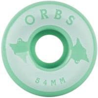 Orbs Specters Skateboard Wheels - mint (99a)