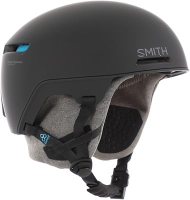 Smith Code MIPS Snowboard Helmet - matte black - view large