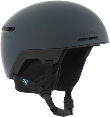 Smith Code MIPS Snowboard Helmet - matte deep forest - view large