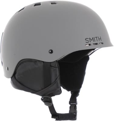 Smith Holt Snowboard Helmet - matte charcoal - view large