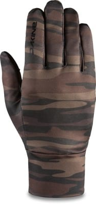 DAKINE Rambler Liner Gloves - field camo - view large