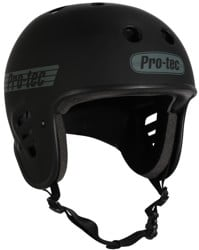 ProTec Full Cut Certified EPS Skate Helmet - matte black