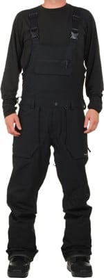 Volcom Roan Bib Overall Pants - black - view large