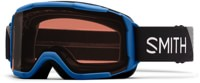 Smith Daredevil Kids Snowboard Goggles - blue strike/rc36 lens