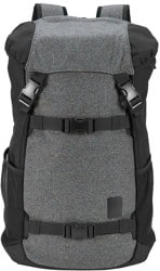Nixon Landlock SE II Backpack - gray speckle