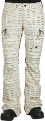 Burton Gloria Pants - canvas bogolanfino