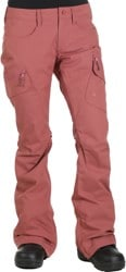 Burton Gloria Pants - rose brown