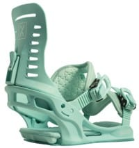 Fix January Women's Snowboard Bindings 2019 - teal
