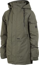 Volcom Shrine Insulated Jacket - forest