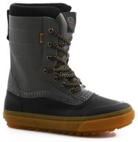 2ab51bab49 Vans Standard Snow Boot - black grey (pat moore)