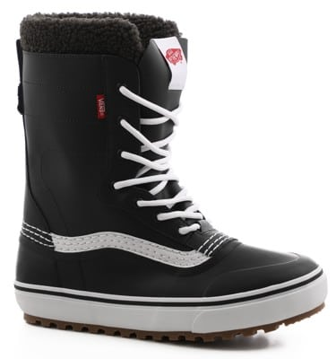 Vans Standard Snow Boot - black/white - view large