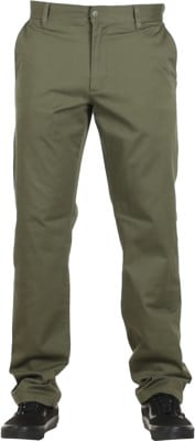 RVCA Week-End Stretch Pants - olive - view large