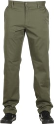 RVCA Week-End Stretch Pants - olive