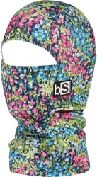 BlackStrap The Kids Hood Balaclava - tactics limited print (floral meadow)