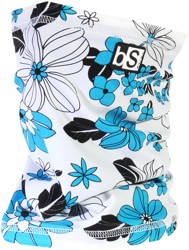 BlackStrap The Tube Face Mask - tactics limited print 1 (floral cyan)