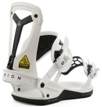 Union Falcor Snowboard Bindings 2019 - white