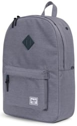 Herschel Supply Heritage Backpack - mid grey crosshatch
