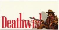 Deathwish One Off Sticker - outlaw