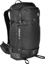 Jones Snowboards DSCNT 32L R.A.S. Airbag Ready Backpack - black