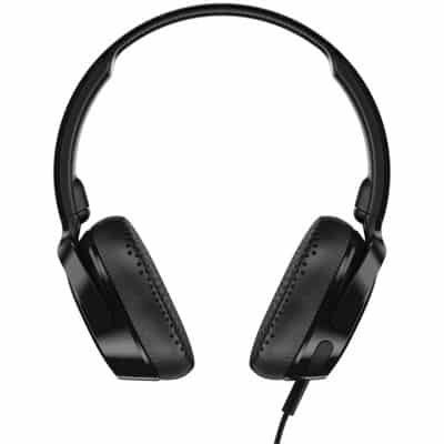 Skullcandy Riff W/Tap Tech Headphones - black/black/black - view large