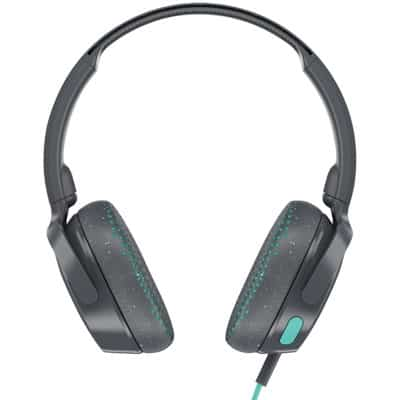 Skullcandy Riff W/Tap Tech Headphones - gray/speckle/miami - view large