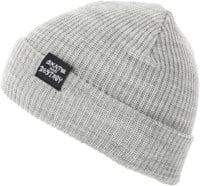 Thrasher Skate And Destroy Goat Beanie - grey