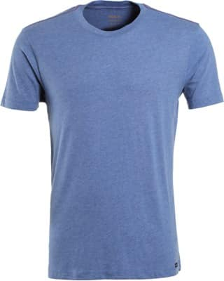 RVCA Solo Label T-Shirt - surplus blue - view large