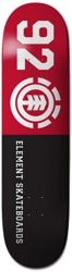 Element 92' Classic 7.75 Skateboard Deck