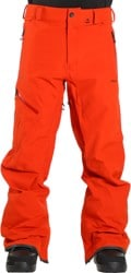 Volcom L Gore-Tex Pants - burnt orange