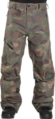 Volcom L Gore-Tex Pants - camouflage - view large
