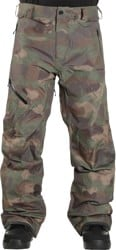 Volcom L Gore-Tex Pants - camouflage