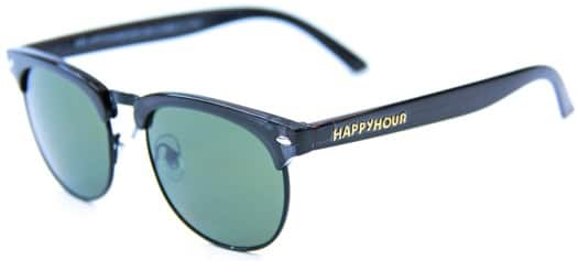 Happy Hour G2 Sunglasses - clear gloss black/g15 lens - view large