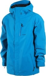 Volcom L Gore-Tex Jacket - blue