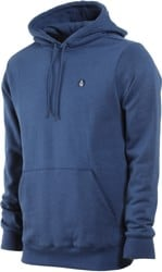 Volcom Single Stone Hoodie - matured blue