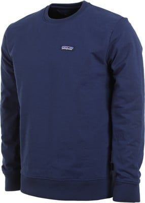 Patagonia P-6 Label Uprisal Crew - classic navy - view large