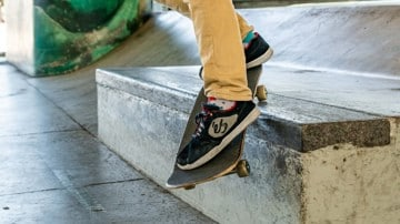 eS Swift 1.5 Skate Shoe Wear Test Review