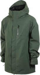 Volcom L Gore-Tex Jacket - black green