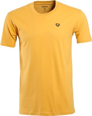 Tactics Icon T-Shirt - mustard - view large