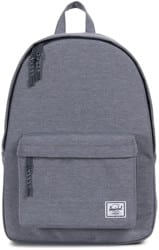 2b1034a7a12 Herschel Supply Classic Backpack - mid grey crosshatch