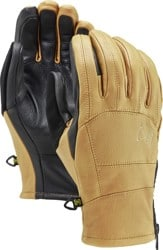 Burton AK Leather Tech Gloves - raw hide