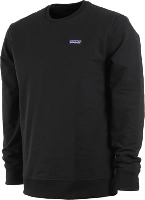 Patagonia P-6 Label Uprisal Crew - black - view large